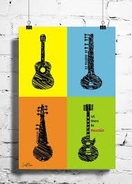 cool funky music instruments boxes wall posters art prints cool funky music instruments boxes wall posters art prints stickers decals stuffpanda