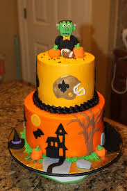 Halloween Birthday Party Cakes by 883 Best Halloween Cakes Images On Pinterest Halloween Cakes