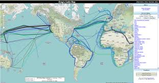 Undersea Cables How Russia Targets by Blue Sky Gis Maps In Comics Cable Map Two Fer