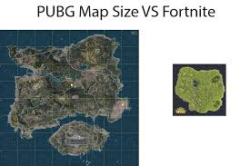 pubg 50 vs 50 server i made an accurate proportion of pubg s map fortnite pubattlegrounds