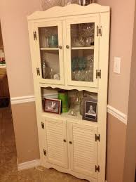 11 best corner cabinet painting ideas images on pinterest corner