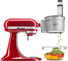 Kitchen Aid Mixer Sale by Kitchenaid Premium Food Processor Stand Mixer Attachment Page 1