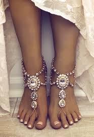 barefoot sandals katy barefoot sandals in gold handmade barefoot sandals foot