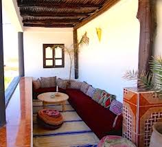 airbnb morocco introducing new worlds with a shrug insides airbnb morocco elle