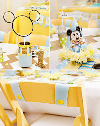 Best St Birthday Themes Boy Images On Pinterest Birthday - Birthday decorations at home ideas
