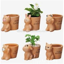 list manufacturers of animal planter pottery ceramic buy animal