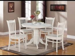 Round Kitchen Tables Round Kitchen Table And Chairs White For Sale Youtube