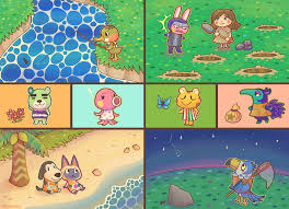 Animal Crossing Flags Animal Crossing By Lullabun On Deviantart