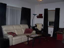 Dark Red Sofa Set Living Room Decoration Photo Fascinating Sofa For Small