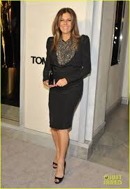 allison williams u0026 rita wilson tom ford cocktail party photo