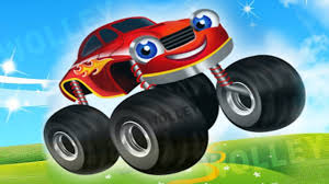free download monster truck racing games monster trucks racing vehicles for children cartoon cars racing