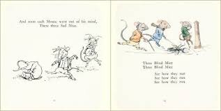 The Blind Mice Complete Version Of Ye Three Blind Mice