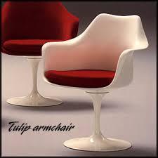 Tulip Chair Circa50 Knoll Saarinen Tulip Chair