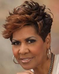 hairstyles for black women over 40 years old 19 best hair styles over 50 images on pinterest hairstyle flat