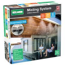 Patio Misting Kits Misting System Holman Industries