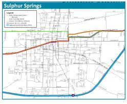 Midland Texas Map Bankhead Highway Maps Thc Texas Gov Texas Historical Commission