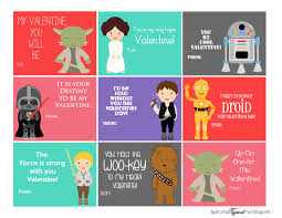 stars wars printable valentines over the big moon