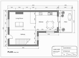 Autocad 2d Simple Floor Plan Exercises