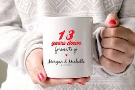 13th wedding anniversary gift ideas 13th anniversary gift 13th wedding anniversary 13th