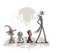 283 best and sally images on skellington