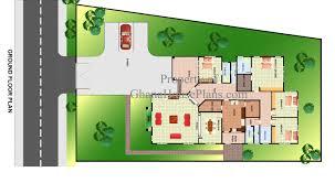 4 br house plans bedroom 4 bedroom single floor house plans