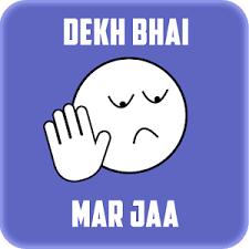 Quick Memes Generator - dekh bhai jo baka memes quick memes generator android apps on