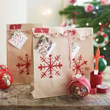 christmas paper bags christmas gift wrapping ideas for christmas paper bags presents