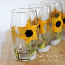Sunflower Kitchen Canisters Sunflower Kitchen Decor