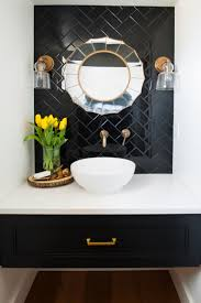 What Is A Powder Room In A House Top 20 Bathroom Tile Trends Of 2017 Hgtv U0027s Decorating U0026 Design