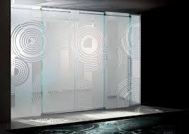 All Glass Doors Exterior Glass Office Partitions Cost Bypass Barn Doors Frameless Sliding