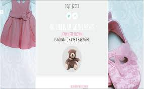 baby shower website best baby shower invitation templates and website themes