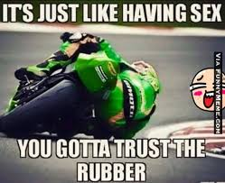 Funny Biker Memes - motorcycle badass full body armor bike