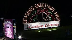 annual christmas light display raises money for local charities