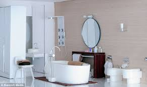 Dolls House Bathroom Furniture Pictured The Immaculate Modern Day Dolls House Tipped To Take