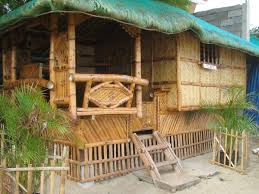 small bamboo house design philippines nice home zone