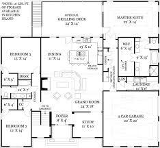 house plans with open floor plan design one level open floor plan