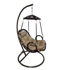 cleopatra hanging patio chair