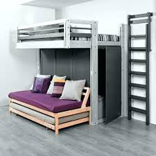 lit mezzanine 2 places avec canapé mezzanine 2 place lit mezzanine places ikea inspiration mezzanine