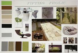 home design board center outward presentation board board