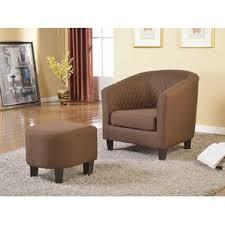Oversized Armchair With Ottoman Chair U0026 Ottoman Sets You U0027ll Love Wayfair