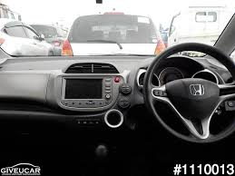japanese used cars honda fit used honda fit from car exporter 1110013 giveucar