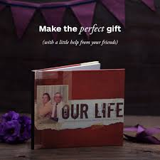 make the gift with a help from your friends