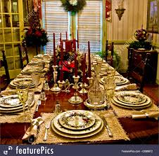 How To Set A Table For Dinner by Furniture Charming Christmas Dinner Table Picture How Set For