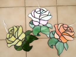 Flower Glass Design 962 Best Stained Glass Images On Pinterest Stained Glass Art