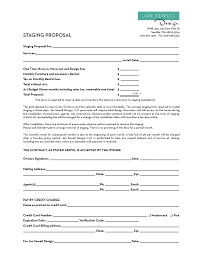 home staging contract template bing images home staging to