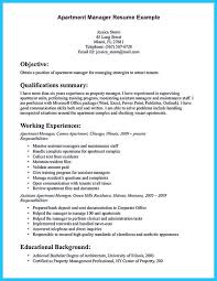 Property Manager Sample Resume by Property Manager Resume Should Be Rightly Written To Describe Your