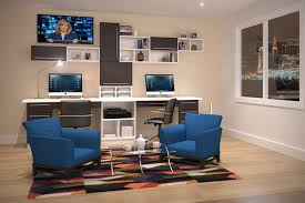 Custom Made Home Office - Home office furniture san diego