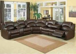 Sofa With Recliners Sectional Sofa Design Theater Sectional Sofas Recliners Home