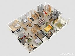 2 Bedroom Flat Floor Plan 50 Best 4 Bedroom Apartment House Plans Images On Pinterest