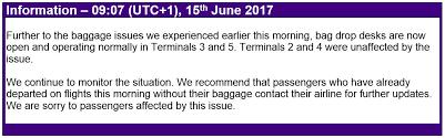 Heathrow Terminal 3 Information Desk Heathrow Airport On Twitter